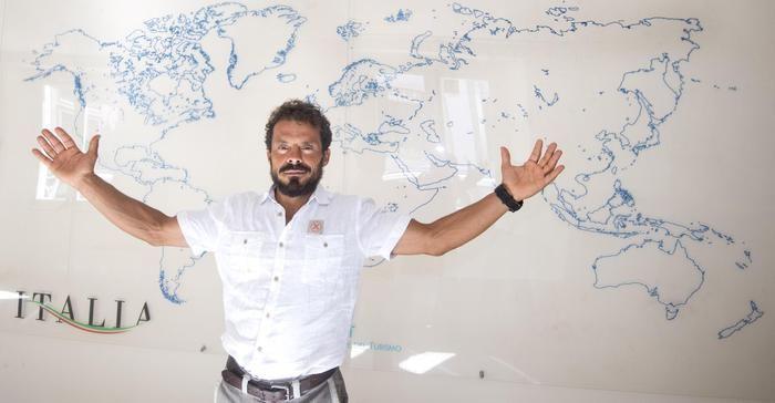 Quattro mesi e mezzo in mare per realizzare un sogno: Gaetano Mura è pronto a prendere il largo per un'avventura al limite delle…