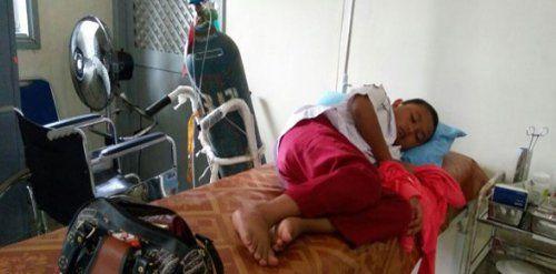 Makan Permen Tengkorak, Tujuh Siswa SD Dilarikan ke Puskesmas