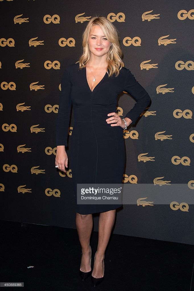 Photo d'actualité : Virginie Efira attends the GQ Men Of The Year...