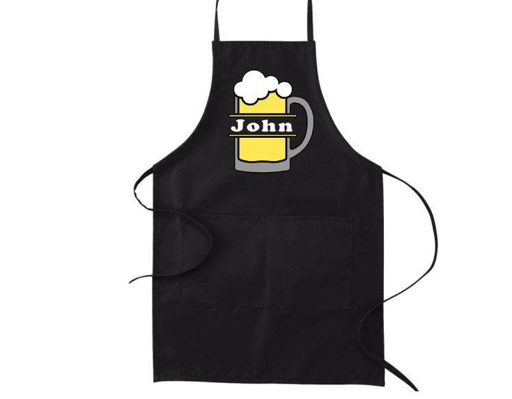 Personalized Mens Apron, BBQ Aprons for Men, Mens Cooking Aprons, Beer Apron, Beer Lover Gift, Guys Apron, Gift for Dad, Fathers Day Gift by CynthiasGiftBoutique on Etsy #giftforhim #beer #bbq #grilling #apronformen #BBQapron #grillingapron #fathersdaypresent #cookingapron #apron