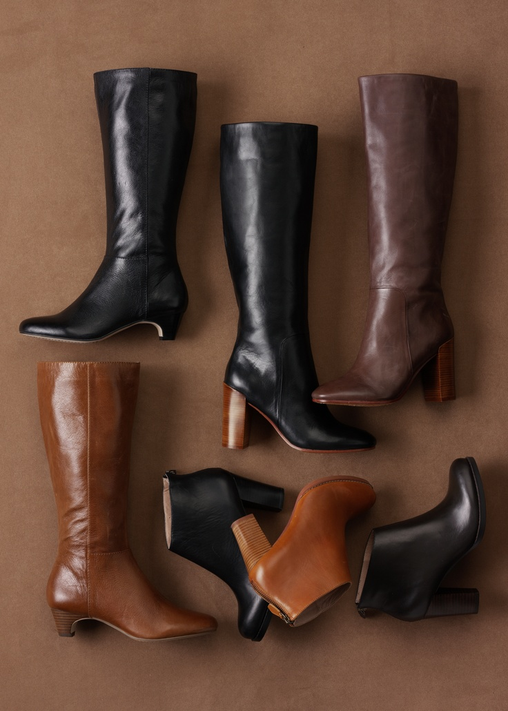 53 best Low heeled boots images on Pinterest