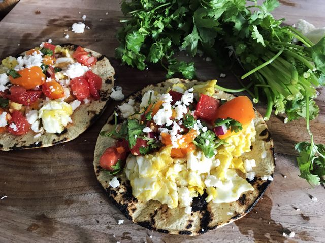 A Most Excellent Breakfast Taco - The Amateur Gourmet