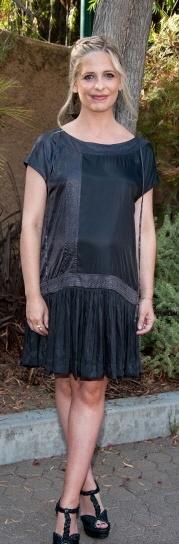 Dress - AllSaints Shoes - Alaia Stitch Dress