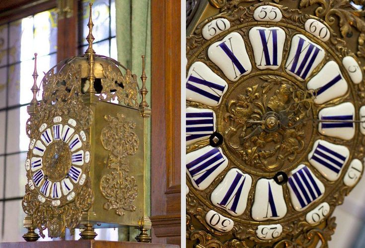 Lantern Clock (located in the Dining Room).