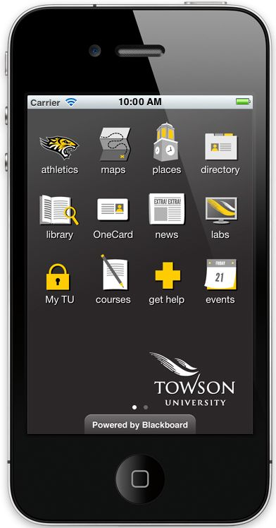 Towson University OTS Introduces a New Mobile Device Support Website  Check out the Office of Technology Services' new mobile support site.