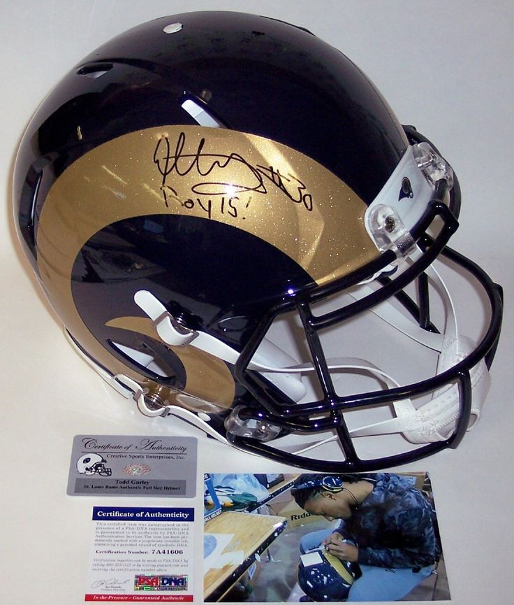 new arrival 3801f b6872 mens st. louis rams todd gurley 30 pro line black gold ...