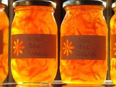 Конфитюр из севильских апельсинов/Seville orange marmeladeville_orange_marmalade_2
