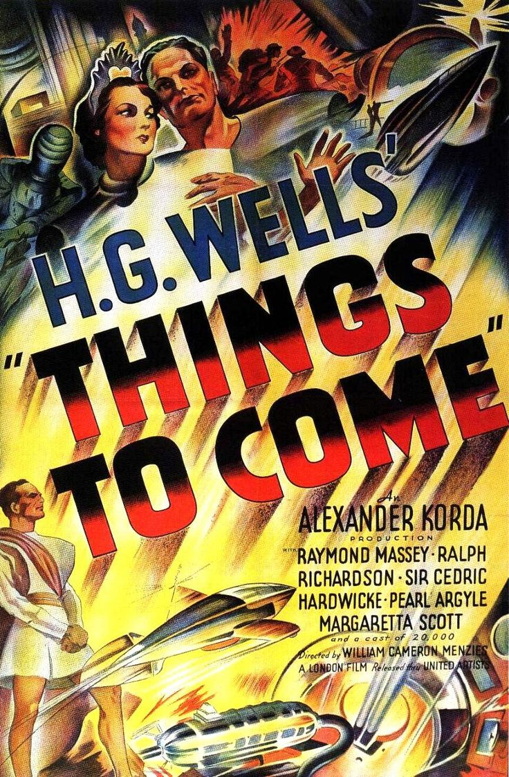 Things To Come.....1936