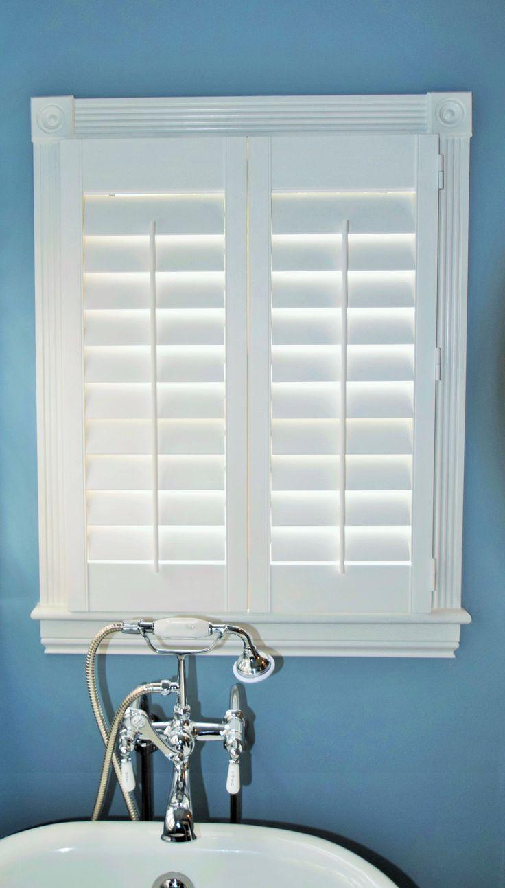 Beach window treatments - Hunter Douglas Palm Beach Shutters Window Coveringswindow