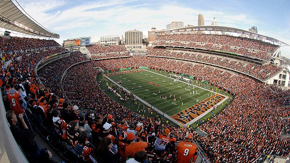 Paul Brown Stadium - Cincinnati Bengals