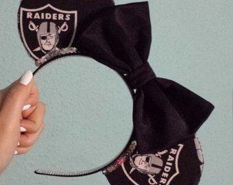Raiders Football banner by alittledottie on Etsy