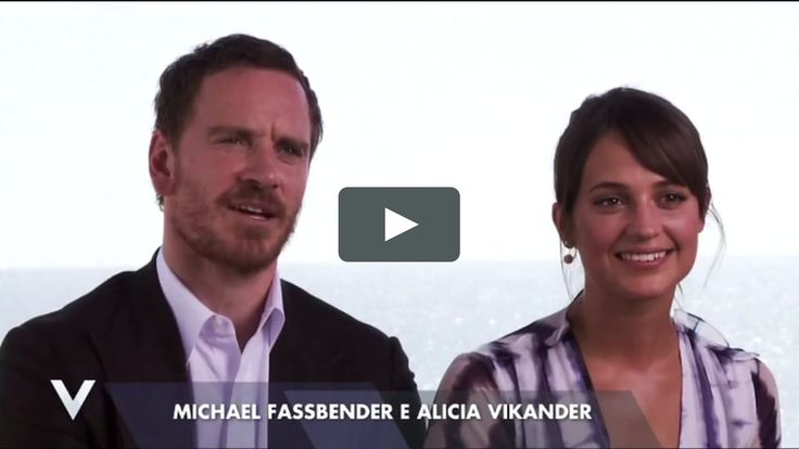 """This is """"Entrevista de Alicia e Michael sobre TLBO ao Verissimo"""" by Alicia Vikander Brasil on Vimeo, the home for high quality videos and the people who…"""