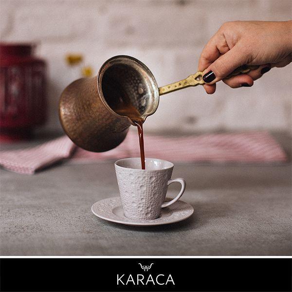 Türk Kahvesi'nin lezzeti sadece pişirilmesinden değil, sevdiklerimizle paylaştığımız anlardan gelir. #PaylaşacakÇokŞeyVar
