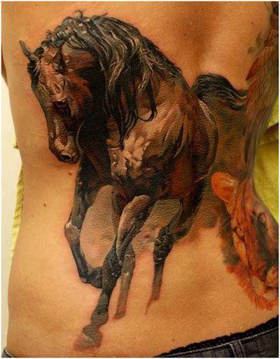 Best Horse Tattoos - Our Top 10 | StyleCraze