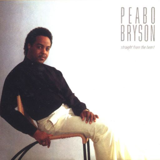 ▶ Peabo Bryson - If ever your in my arms again (lyrics) - YouTube