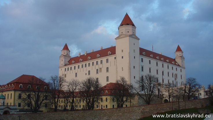 Bratislavský hrad - Vyletik.eu #hrady #zamky #slovensko #slovakia #castle