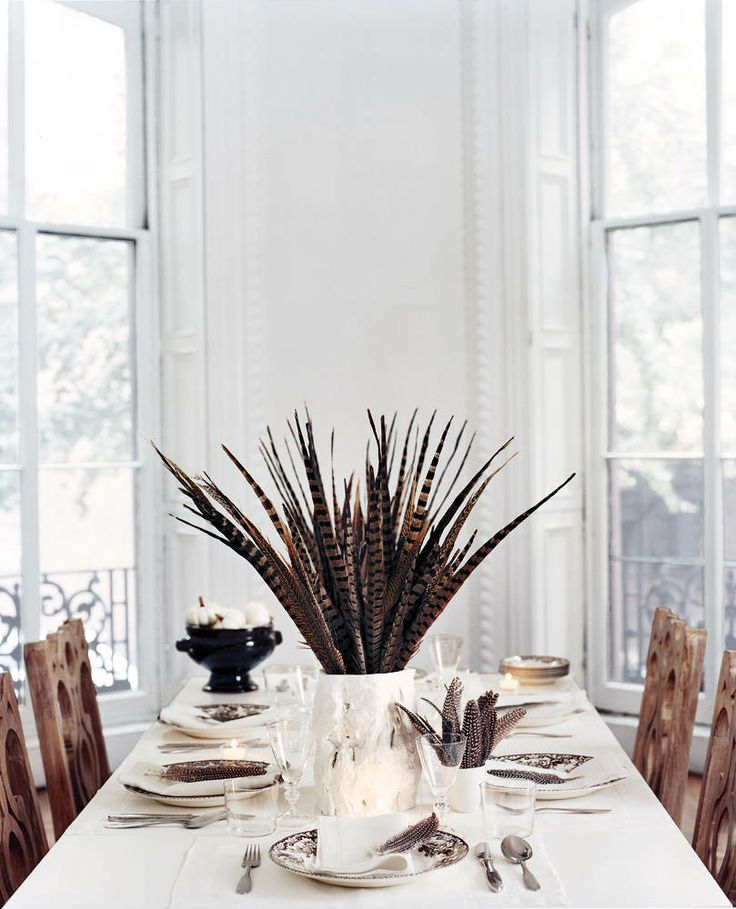 Best feathers for home decor images on pinterest