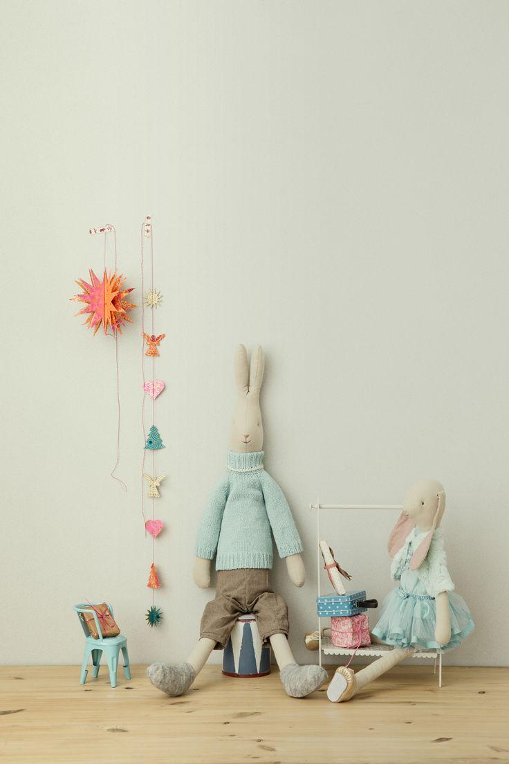 Rabbit & bunny