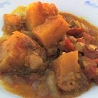 West Indian Pumpkin Curry Recipe