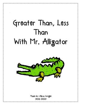 59 best Greater than less than images on Pinterest | Math activities ...