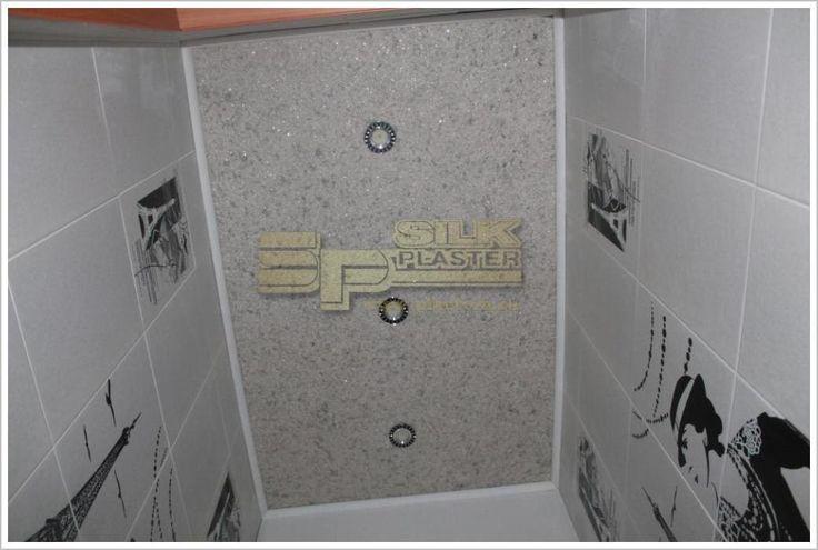 #Ремонт #потолка #своими_руками - идеи #дизайна, #отделка #жидкими_обоями (#шёлковой_штукатуркой) #SILK_PLASTER. https://www.plasters.ru/info/design-ideas/