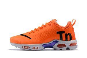 27b4c88367c Nike Air Max Plus TN Ultra SE Mercurial Orange White Black AQ0242 004 Mens  Womens Running Shoes