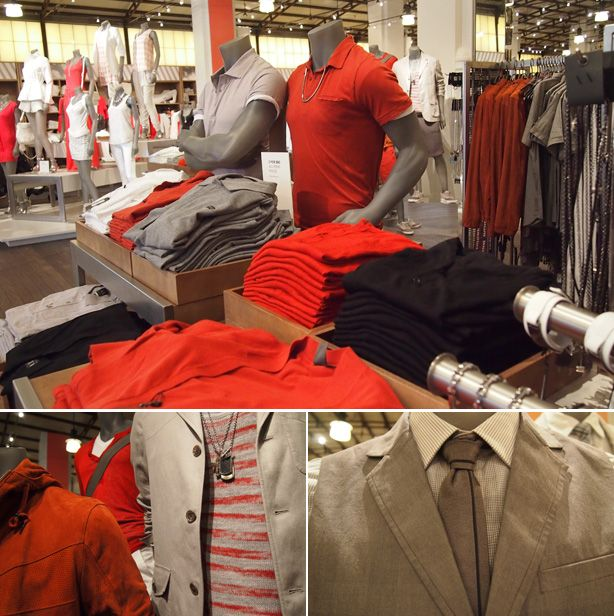Chain Store Cheat Sheet: Layer Up at Armani Exchange