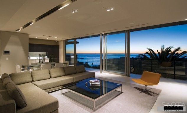 16 Stunning Modern Living Rooms With Breathtaking Views - Top Inspirations