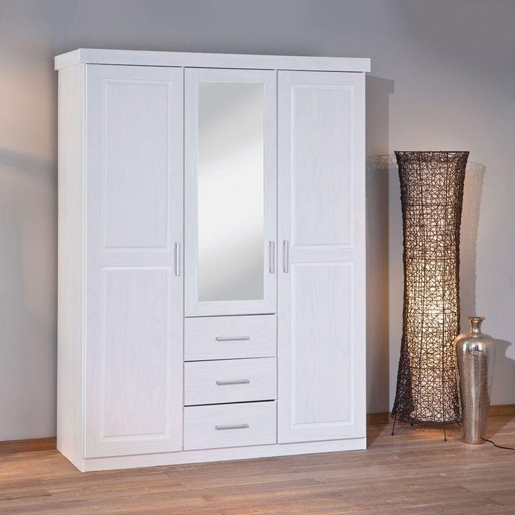 Kleiderschrank weiß hochglanz mit spiegel  Die besten 25+ Schrank mit spiegel Ideen auf Pinterest ...