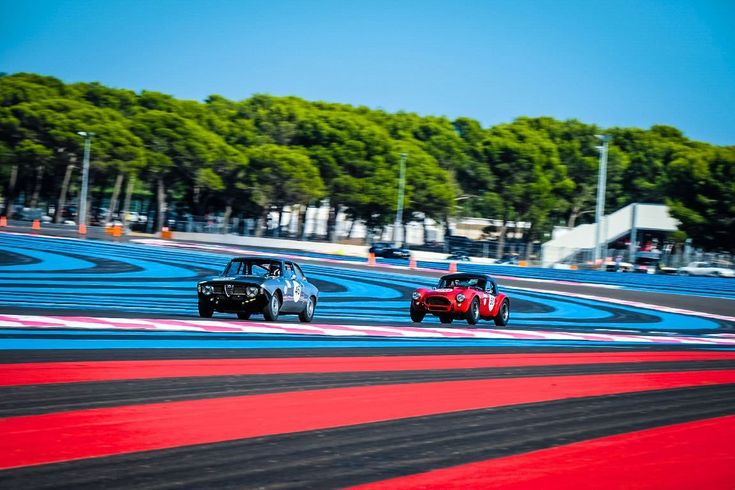 Dix Mille Tours du Castellet 2018 Photo Gallery, Race