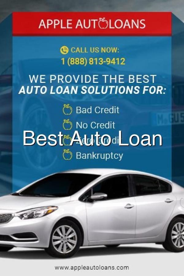 Best Auto Loan Solutions In 2020 Car Loans Cool Cars Loan