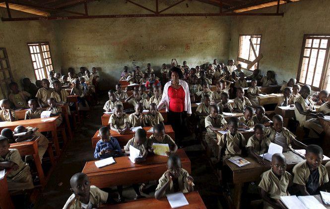 Imágenes impactantes que demuestran que todos tienen derecho a la educación