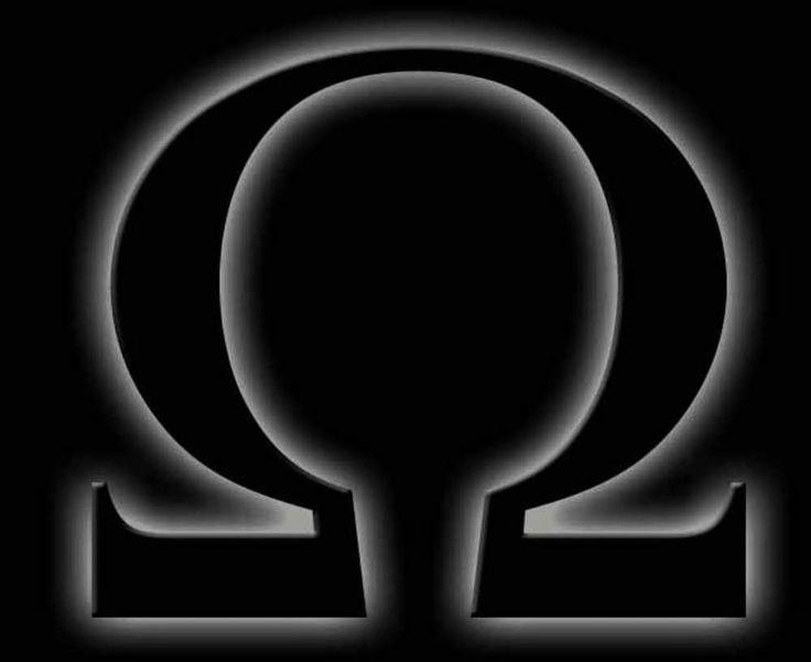 God Of War Omega Symbol