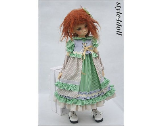 style4doll outfit for 1/4 MSD Miki Nysa Layla Kaye by sstyle4doll