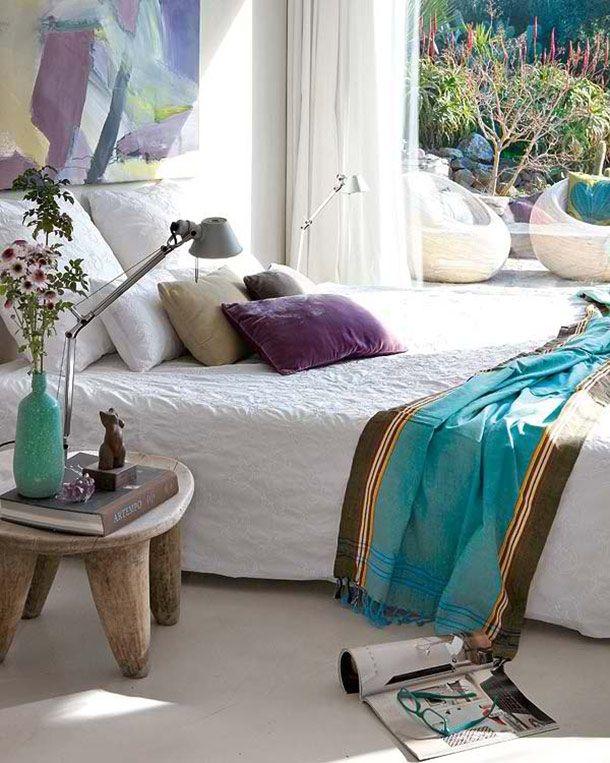 обожаю низкие кровати!