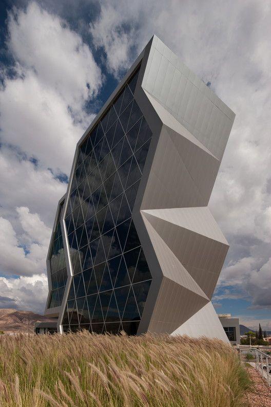 Innovation and Technical and Technological Transfer Park,© Jorge Taboada Morón