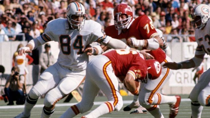 Bill Stanfill, leader of Dolphins' legendary 'No-Name Defense', dies at 69 #stanfill #leader #dolphins #legendary #defense
