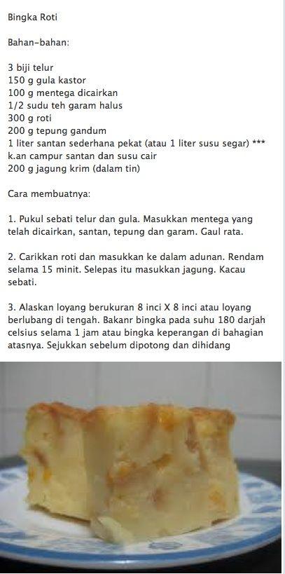 Bingka Roti
