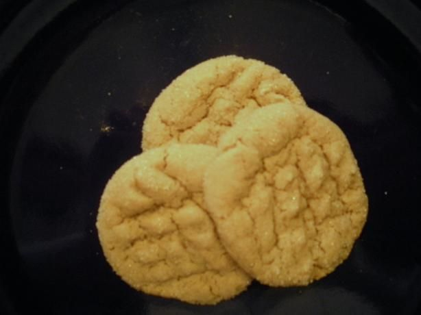 Peanut Butter Cookies from Food.com