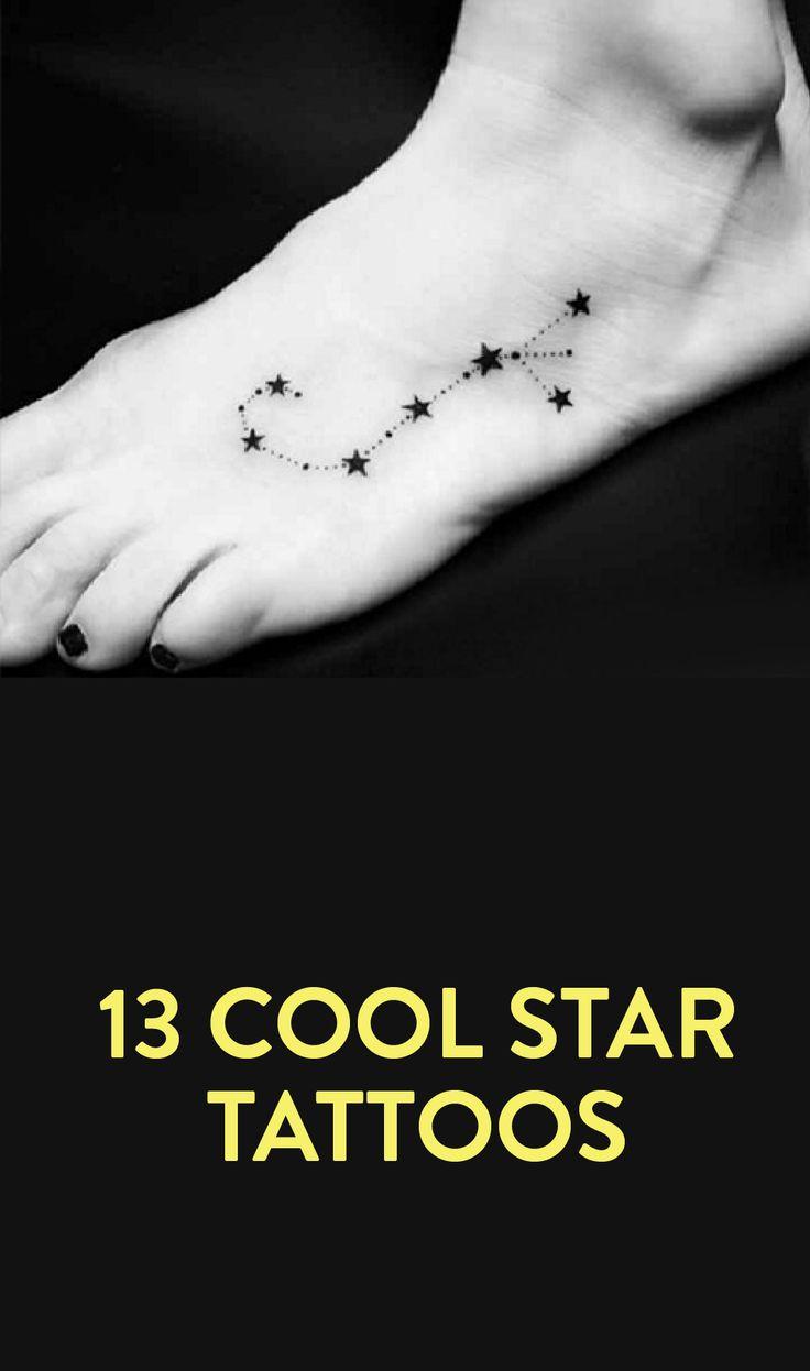 M&225s De 1000 Ideas Sobre Tatuajes Constelaci&243n Escorpi&243n En