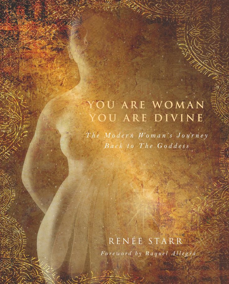 #guestpost The Writing of 'You Are Woman, You Are Divine' by Renee Starr @tothegoddess