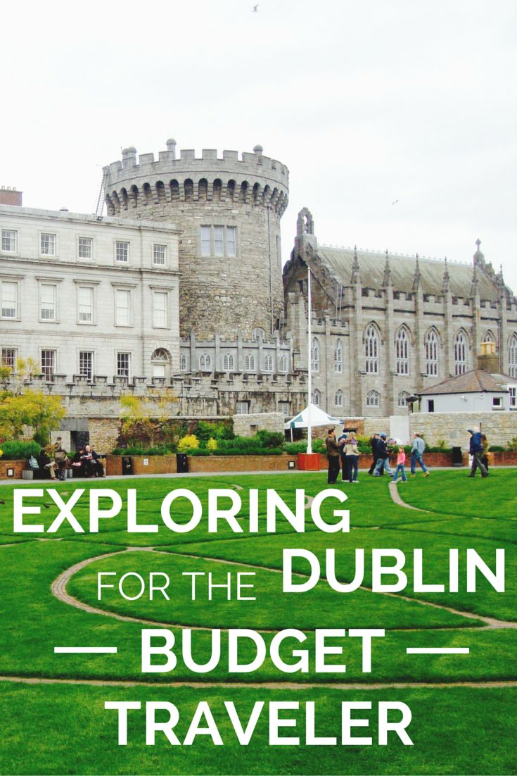 Discover the history, friendly people, and welcoming pubs in Dublin, Ireland's largest city and its capital without having to dish out loads of cash! http://www.littlethingstravel.com/