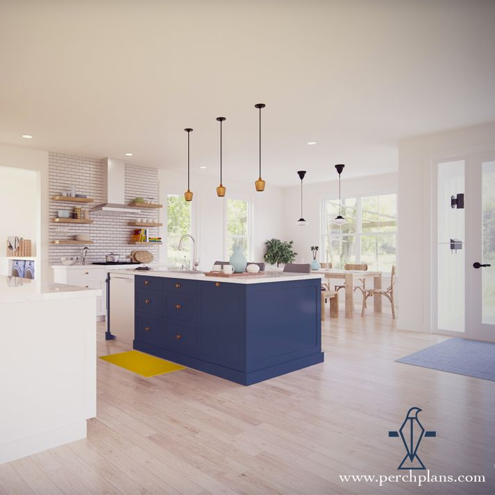 114 best Modern Farmhouse House Plans images on Pinterest