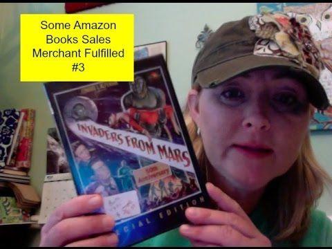 Some Amazon Book Sales Merchant Fulfilled #3