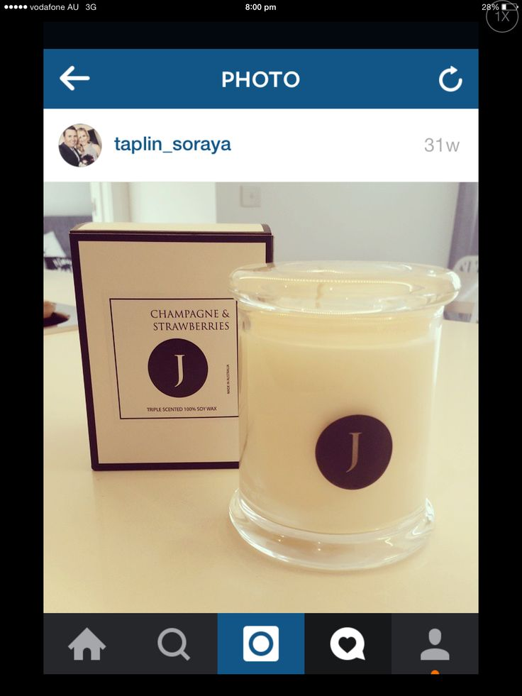 All of our candles are made in Melbourne - 100% soy wax and have a 60 hour burn time - we love an amazing candle that's why we made our own!!