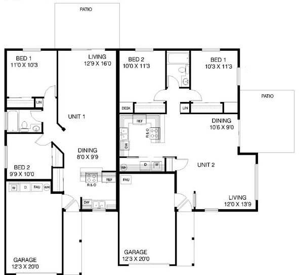 9 best multi gen house plans images on pinterest homes for Multigenerational homes plans
