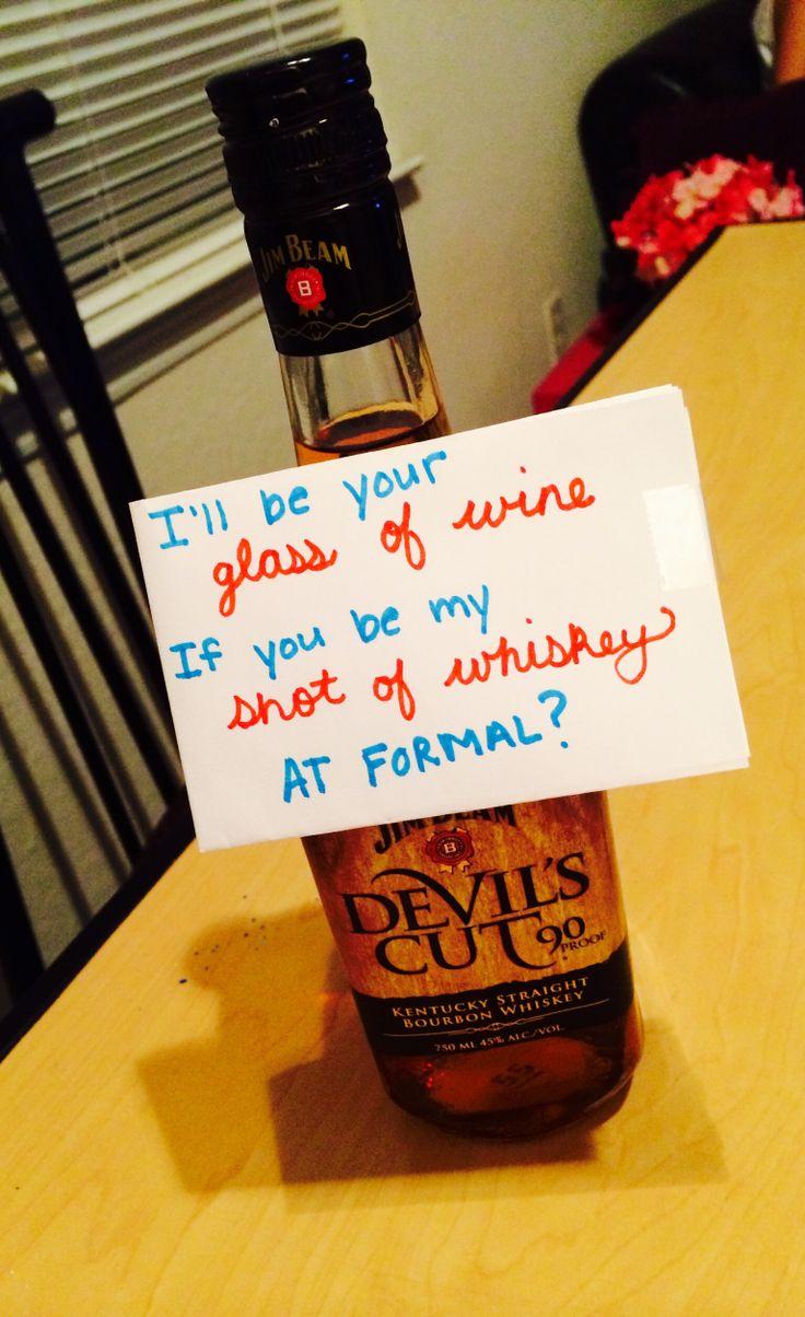 Asking him to formal. #TSM