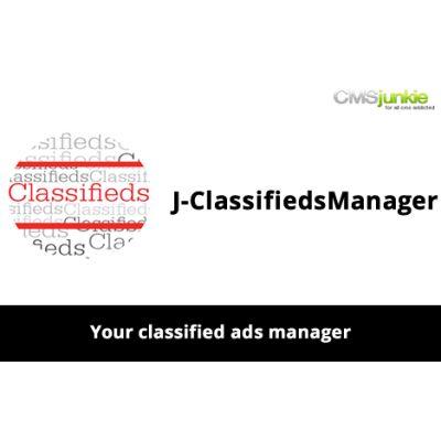 J-ClassifiedsManager - Joomla Extensions - CMS Junkie