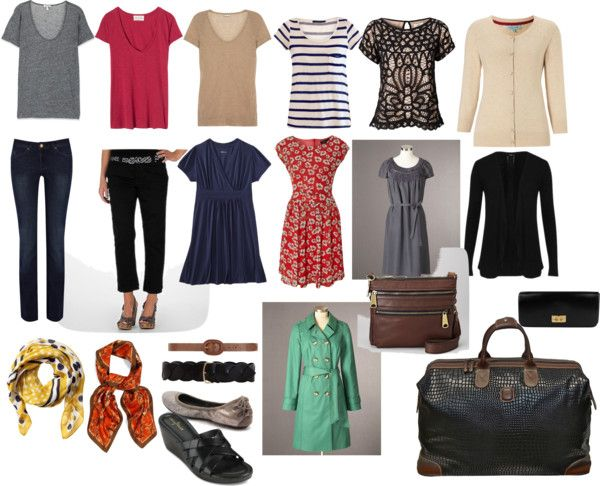 """""""Europe Packing List"""" by adbcarroll on Polyvore"""