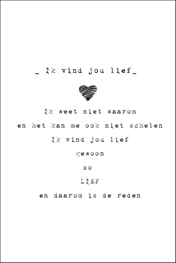 Lief....